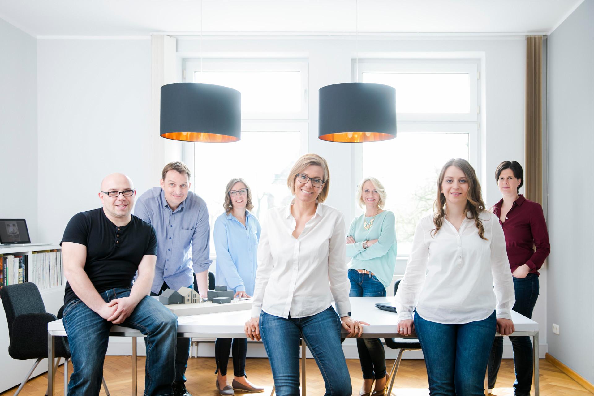 BST Architekten in Oberhausen Team