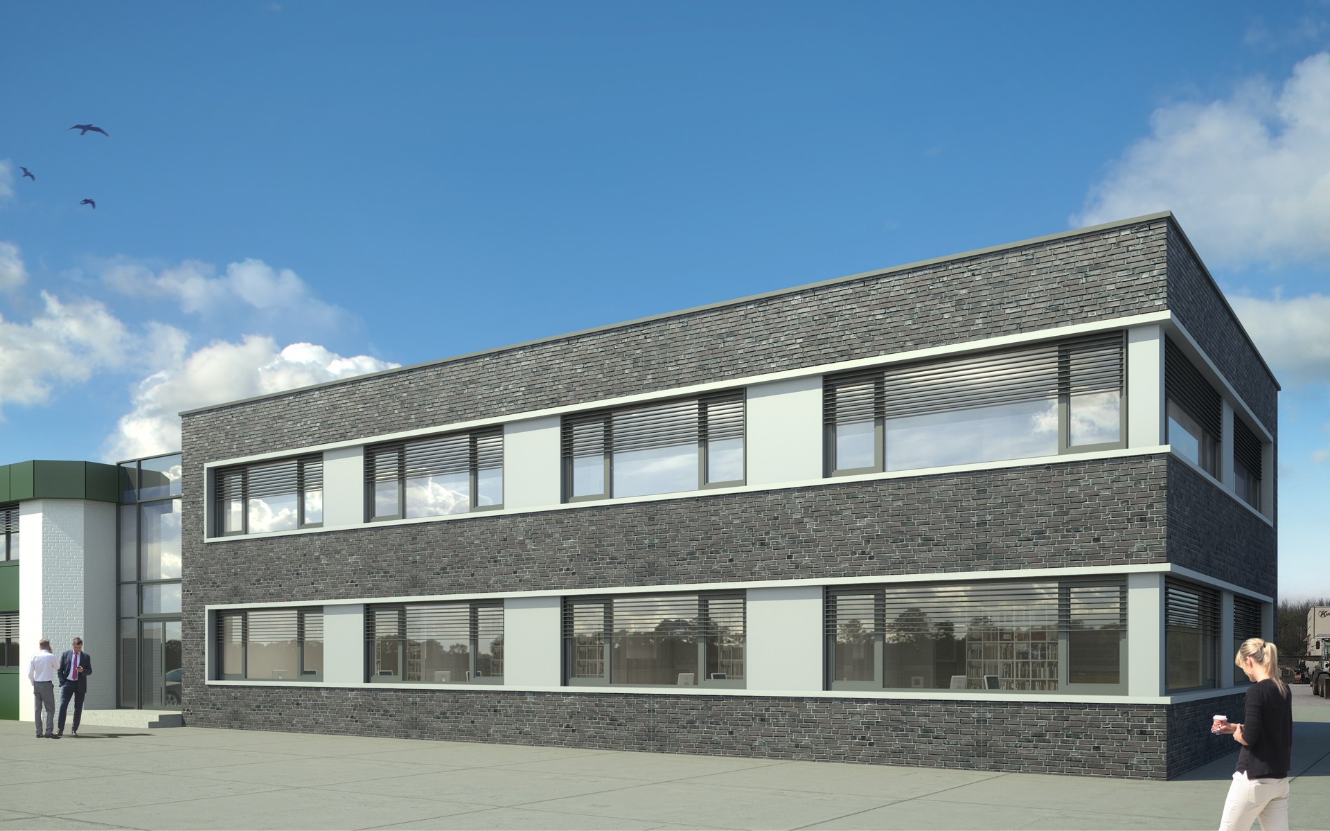 BST Architekten in Oberhausen Gewerbe